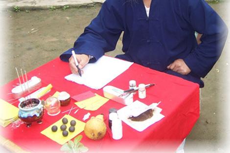 diagnostique taoiste
